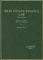 Real estate finance law