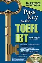 Pass key to the TOEFL iBT