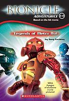Legends of Metru Nui