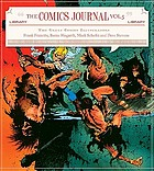 The comics journal library. Vol. 5, Classic comics illustrators : Frank Frazetta, Russ Heath, Burne Hogarth, Russ Manning, Mark Schultz