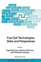 Fuel cell technologies : state and perspectives