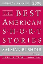 The best American short stories, 2008