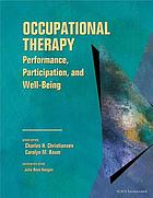 Occupational therapy : performance, participation, and well-being