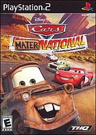 Cars. Mater-national championship.