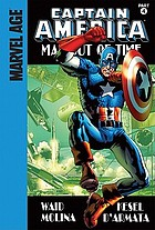 Captain America. Man out of time, Part 1