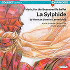 Music for the Bournonville ballet La Sylphide