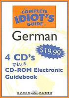 The Complete idiot's guide to German. Level 1
