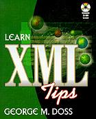 Learn XML tips