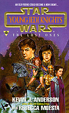 The lost ones : Star Wars : young Jedi knights
