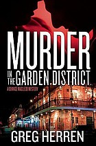 Murder in the Garden District : a Chanse MacLeod mystery