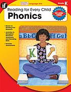 Reading for every child : phonics, grade k