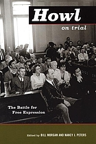 Howl on trial : the battle for free expression