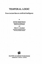 Temporal logic : from ancient ideas to artificial intelligence