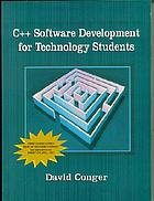 C++ software development for technology students