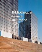 Bibliothèque nationale de France, 1989-1995