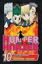 Hunter x hunter. Vol. 10.