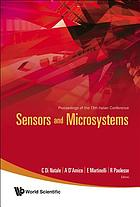 Sensors and microsystems : proceedings of the 13th Italian conference : Roma, Italy, 19-21 February 2008