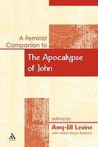 A feminist companion to the apocalypse of John