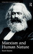 Marxism and human nature