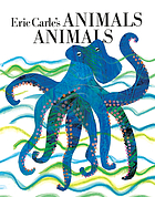 Eric Carle's animals, animals.