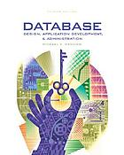 Database design, application development, and administration