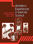 Laboratory experiences in exercise science