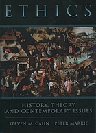 Ethics : history, theory, and contemporary issues