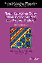 Total-reflection X-ray fluorescence analysis and related methods.