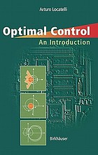 Optimal control : an introduction