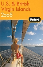 Fodor's 2008 U.S. & British Virgin Islands