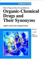 Organic-chemical drugs and their synonyms : an international survey