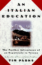 An Italian education : the further