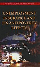 Unemployment insurance and its antipoverty effects