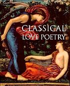 Classical love poetry