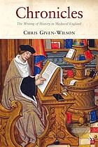 The writing of history in medieval England