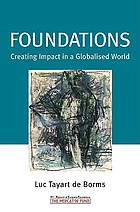 Foundations : creating impact in a globalised world