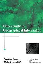 Uncertainty in geographical information