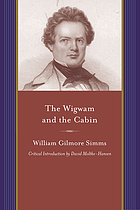 The wigwam and the cabin