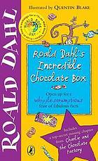 Roald Dahl's incredible chocolate box