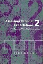 Assessing rational expectations 2 :