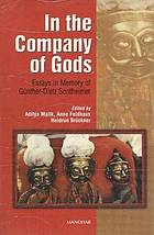 In the company of gods : essays in memory of Günther-Dietz Sontheimer
