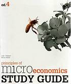 Principles of microeconomics : study guide