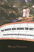 The horse who drank the sky : film experience beyond narrative and theory