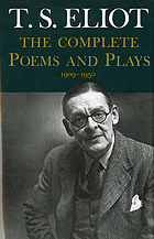 Complete poems and plays, 1909-1965