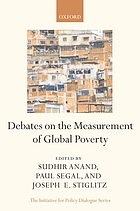 Debates on the measurement of global poverty