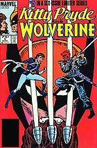 X-Men : Kitty Pryde & Wolverine