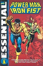 Essential. Vol. 1, Power Man and Iron Fist.