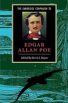 The Cambridge companion to Poe