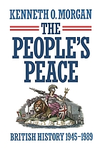 The people's peace : British history, 1945-1989