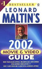 Leonard Maltin's movie & [and] video guide